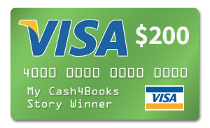 Cash4Books Visa Gift Card