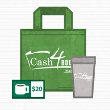 Cash4Books Prize Package