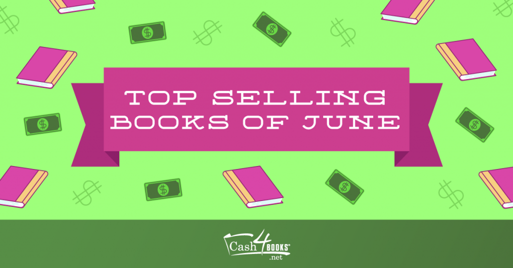 Best Selling Books of June