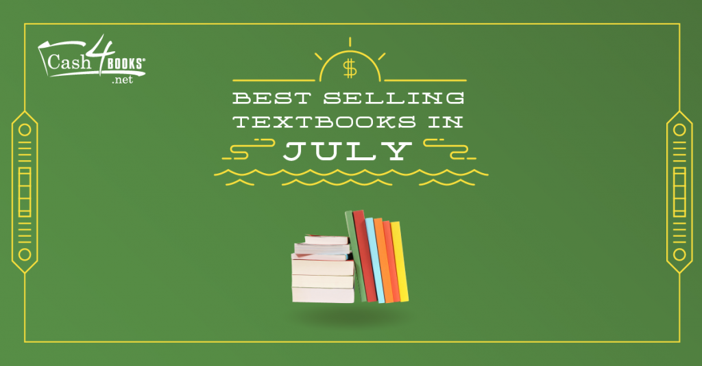 Best Selling Textbooks July