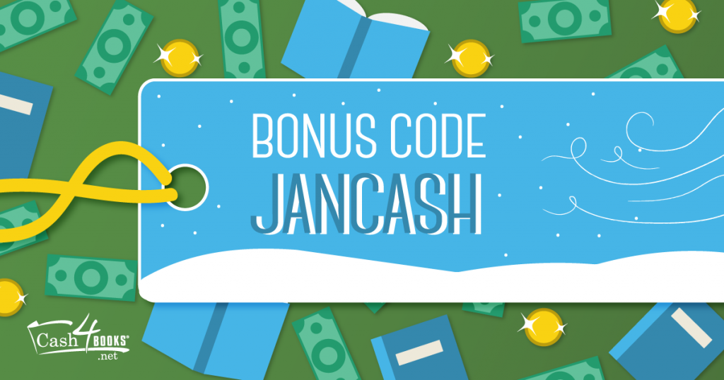 January_Bonus_Code_Cash4Books
