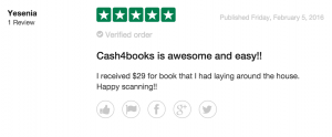 Cash4Books is awesome and easy!!!