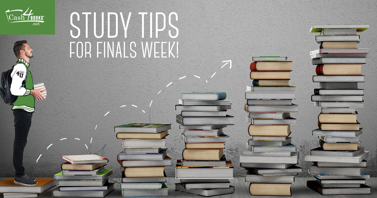 Here are a few great tips to help you survive finals week!