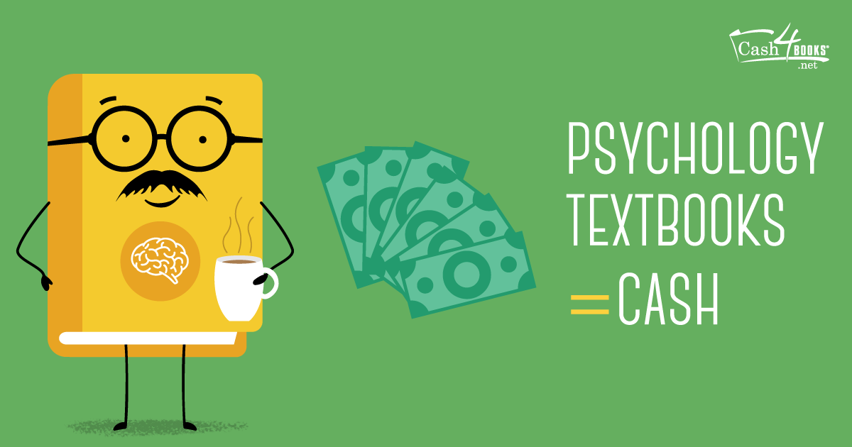 From behavioral to psychodynamic, here's the psychology behind selling your psych textbooks.