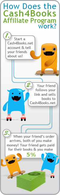 How Does the Cash4Books Affiliate Program work?
