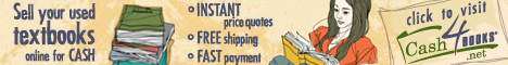 Sell TextBooks Online - Quick Cash, Free Shipping, Free Quotes!