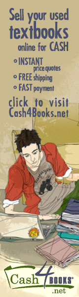 Textbook buyback at Cash4Books.net