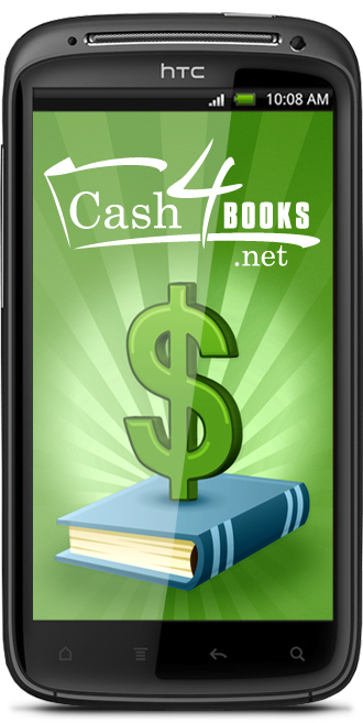 cash4books android app splash screen