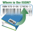 Look for the ISBN above the barcode of your book