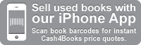 Scan book barcodes and get price quotes with our FREE iPhone App!