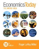 Economics Today: The Micro View (18th Edition)