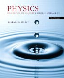 Physics for Scientists and Engineers: Vol. 1: A Strategic Approach, (Chs 1-21)