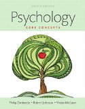 Psychology: Core Concepts, Books a la Carte (8th Edition)
