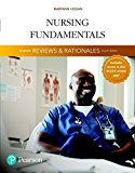 "Pearson Reviews & Rationales: Nursing Fundamentals with ""Nursing Reviews & Rationales"" (4th Edition)"