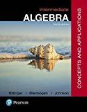 Intermediate Algebra: Concepts & Applications