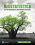 Biostatistics for the Biological and Health Sciences Plus MyStatLab with Pearson eText -- Title-Specific Access Card Package (2nd Edition)