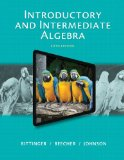Introductory and Intermediate Algebra (5th Edition)