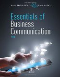 Essentials of Business Communication (with Premium Website Printed Access Card)
