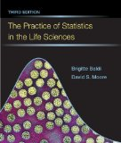 The Practice of Statistics in the Life Sciences: w/CrunchIt/EESEE Access Card