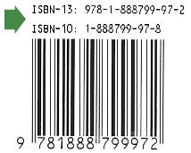 ISBN barcode example